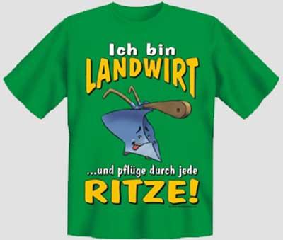 Außergewöhnlich Ich Bin Landwirt (T Shirt)