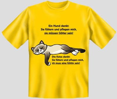 Ich Muss Eine Göttin Sein (T Shirt)